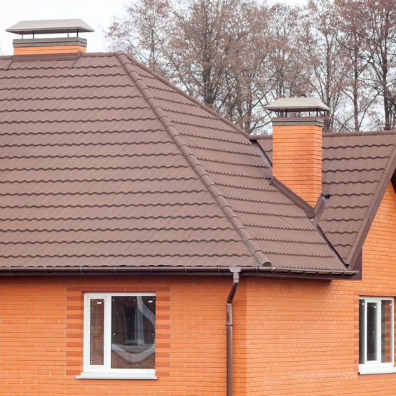 Stone coated steel roofing system