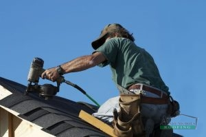Installing Replacement Shingles